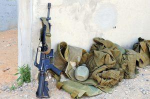 פציעה בצבא - פריצת דיסק בצבא